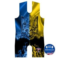 TITAN Ukraine National Team Singlet