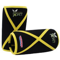 TITAN Yellow Jacket Knee Sleeves (наколенники TITAN)