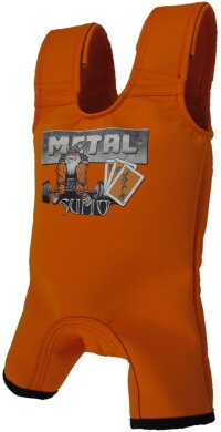 METAL JACK Sumo Deadlift Suit